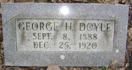 DOYLE, GEORGE HIRAM - Lawrence County, Arkansas | GEORGE HIRAM DOYLE - Arkansas Gravestone Photos