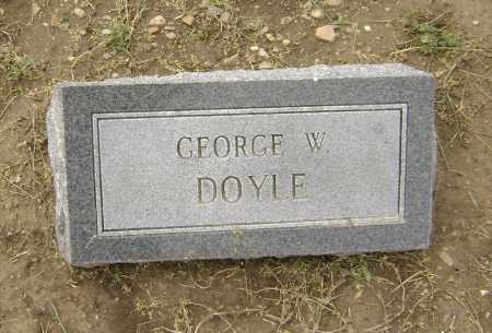 DOYLE, GEORGE W. - Lawrence County, Arkansas | GEORGE W. DOYLE - Arkansas Gravestone Photos