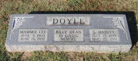DOYLE, MAMIE LEE - Lawrence County, Arkansas | MAMIE LEE DOYLE - Arkansas Gravestone Photos