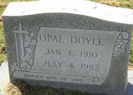 DOYLE COOPER, OPAL - Lawrence County, Arkansas | OPAL DOYLE COOPER - Arkansas Gravestone Photos
