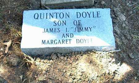 DOYLE, QUINTON CHAPMAN - Lawrence County, Arkansas | QUINTON CHAPMAN DOYLE - Arkansas Gravestone Photos