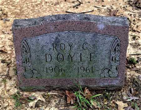 DOYLE, ROY C. - Lawrence County, Arkansas | ROY C. DOYLE - Arkansas Gravestone Photos