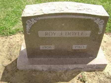 DOYLE, ROY J. - Lawrence County, Arkansas | ROY J. DOYLE - Arkansas Gravestone Photos