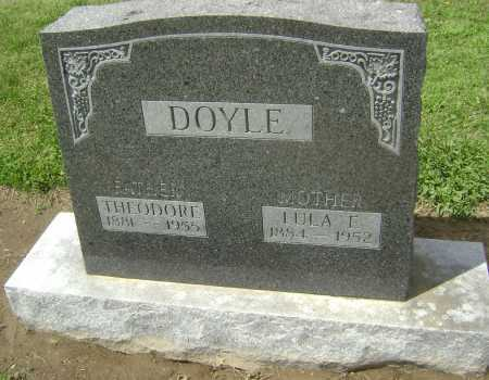 DOYLE, LULA E - Lawrence County, Arkansas | LULA E DOYLE - Arkansas Gravestone Photos