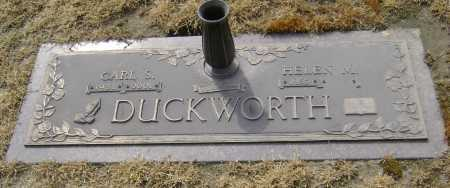 DUCKWORTH (VETERAN KOR), CARL STANLEY - Lawrence County, Arkansas | CARL STANLEY DUCKWORTH (VETERAN KOR) - Arkansas Gravestone Photos