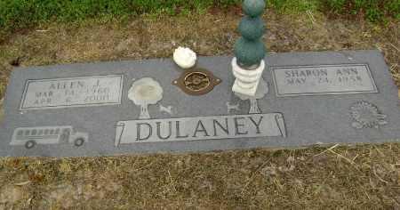 DULANEY, ALLEN J - Lawrence County, Arkansas   ALLEN J DULANEY - Arkansas Gravestone Photos