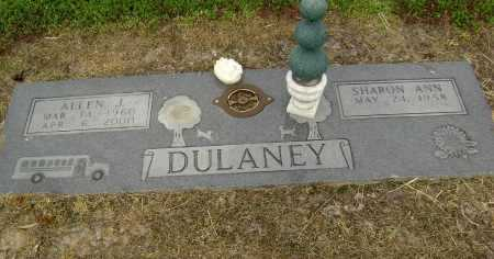 DULANEY, ALLEN J - Lawrence County, Arkansas | ALLEN J DULANEY - Arkansas Gravestone Photos