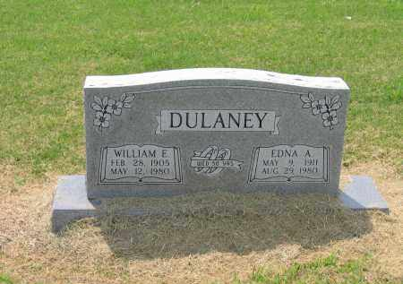 DULANEY, EDNA A. - Lawrence County, Arkansas | EDNA A. DULANEY - Arkansas Gravestone Photos