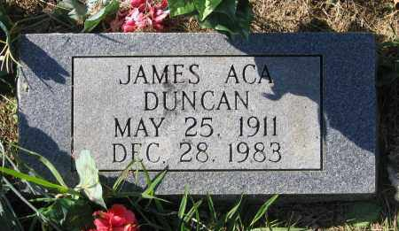 DUNCAN, JAMES ASA - Lawrence County, Arkansas | JAMES ASA DUNCAN - Arkansas Gravestone Photos