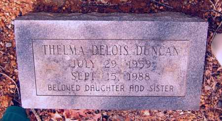 DUNCAN, THELMA DELOIS - Lawrence County, Arkansas | THELMA DELOIS DUNCAN - Arkansas Gravestone Photos