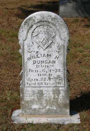 DUNGAN, WILLIAM H. - Lawrence County, Arkansas | WILLIAM H. DUNGAN - Arkansas Gravestone Photos