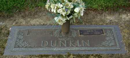 DUNKIN, AMIE VIRGINIA - Lawrence County, Arkansas | AMIE VIRGINIA DUNKIN - Arkansas Gravestone Photos