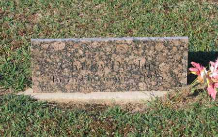 DUNLAP, CHARLEY - Lawrence County, Arkansas | CHARLEY DUNLAP - Arkansas Gravestone Photos