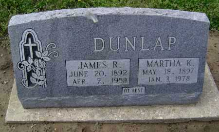 "DUNLAP, JAMES RICHARD ""JIM"" - Lawrence County, Arkansas 