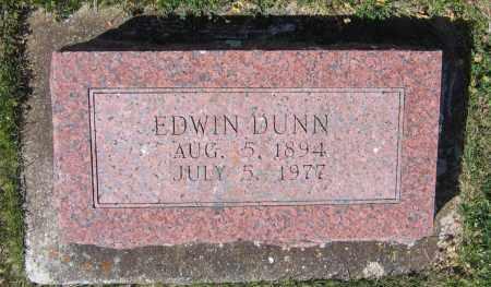 DUNN, JAMES EDWIN - Lawrence County, Arkansas | JAMES EDWIN DUNN - Arkansas Gravestone Photos