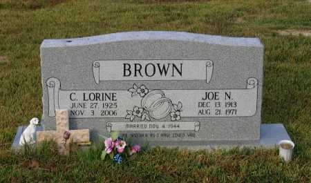 COLLINS, LORINE CALLIE - Lawrence County, Arkansas | LORINE CALLIE COLLINS - Arkansas Gravestone Photos