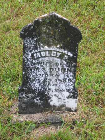 DUNN, MOLCY P. - Lawrence County, Arkansas | MOLCY P. DUNN - Arkansas Gravestone Photos