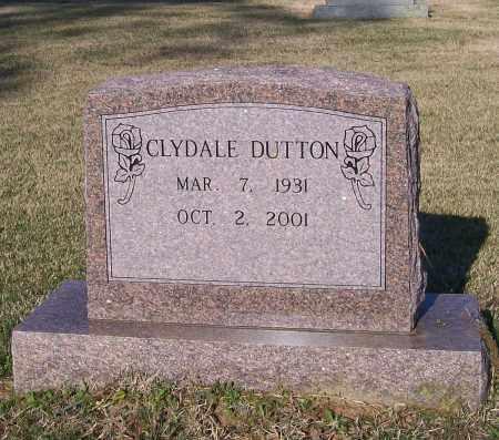 DUTTON, CLYDALE - Lawrence County, Arkansas | CLYDALE DUTTON - Arkansas Gravestone Photos