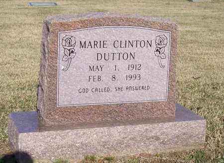 DUTTON, MARIE A. - Lawrence County, Arkansas | MARIE A. DUTTON - Arkansas Gravestone Photos