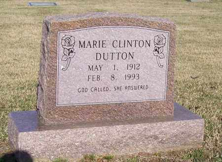 DUTTON, MARIE A. - Lawrence County, Arkansas | MARIE A. DUTTON - Arkansas Gravestone Photos