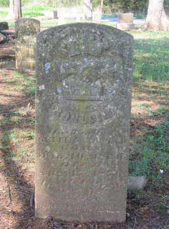 DUVALL (VETERAN UNION), BOULDIN - Lawrence County, Arkansas | BOULDIN DUVALL (VETERAN UNION) - Arkansas Gravestone Photos