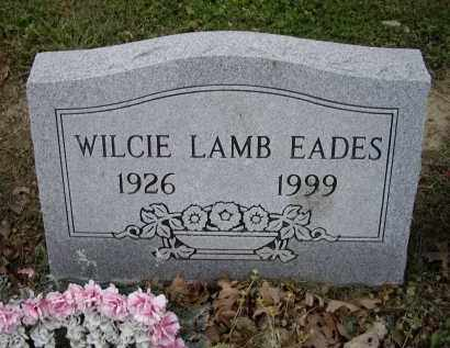 LAMB EADES, WILCIE - Lawrence County, Arkansas | WILCIE LAMB EADES - Arkansas Gravestone Photos