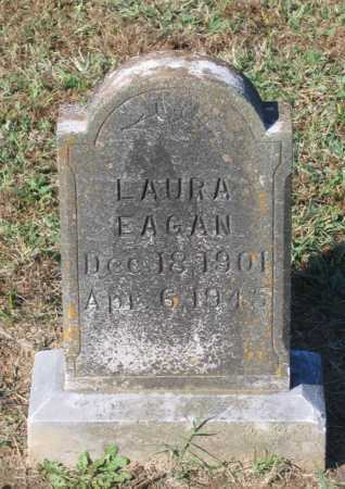 EAGAN, LAURA - Lawrence County, Arkansas | LAURA EAGAN - Arkansas Gravestone Photos