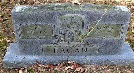 "EAGAN, GERTHA ""GIRT"" A - Lawrence County, Arkansas | GERTHA ""GIRT"" A EAGAN - Arkansas Gravestone Photos"