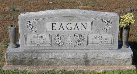EAGAN, OSCAR - Lawrence County, Arkansas | OSCAR EAGAN - Arkansas Gravestone Photos