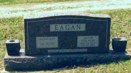 "EAGAN, SARA LEA ""SALLYE"" - Lawrence County, Arkansas 