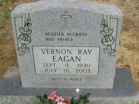 EAGAN, VERNON RAY - Lawrence County, Arkansas | VERNON RAY EAGAN - Arkansas Gravestone Photos
