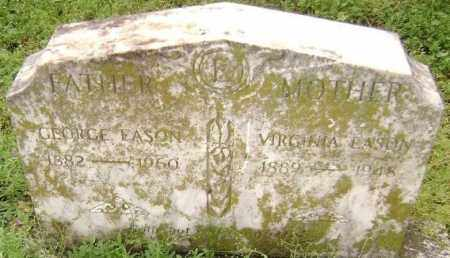 EASON, GEORGE - Lawrence County, Arkansas | GEORGE EASON - Arkansas Gravestone Photos