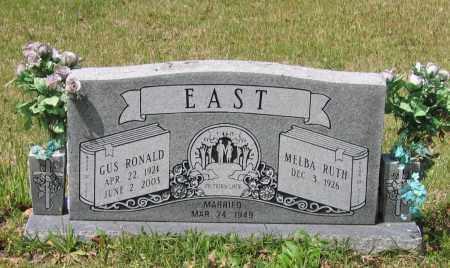 EAST, GUS RONALD - Lawrence County, Arkansas | GUS RONALD EAST - Arkansas Gravestone Photos