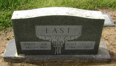 EAST, HAPPY JOE - Lawrence County, Arkansas | HAPPY JOE EAST - Arkansas Gravestone Photos