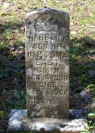 EAST, HERBERT - Lawrence County, Arkansas | HERBERT EAST - Arkansas Gravestone Photos