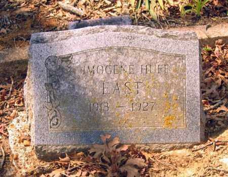 HUFF EAST, IMOGENE - Lawrence County, Arkansas | IMOGENE HUFF EAST - Arkansas Gravestone Photos