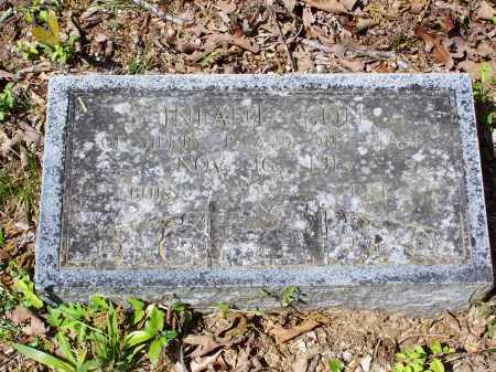 EAST, INFANT SON - Lawrence County, Arkansas | INFANT SON EAST - Arkansas Gravestone Photos