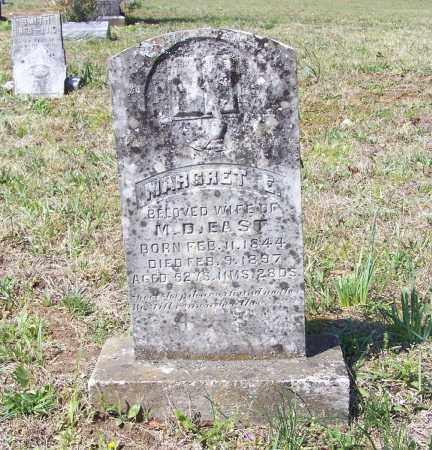 HENDRIX EAST, MARGARET E. - Lawrence County, Arkansas | MARGARET E. HENDRIX EAST - Arkansas Gravestone Photos