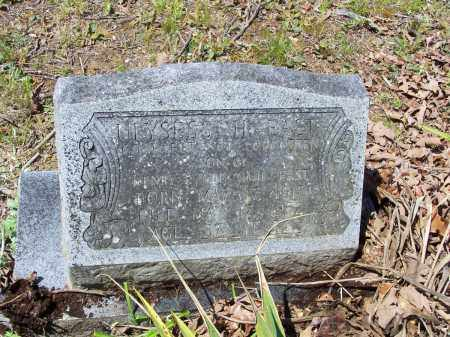 EAST, ULYSESS H. - Lawrence County, Arkansas | ULYSESS H. EAST - Arkansas Gravestone Photos