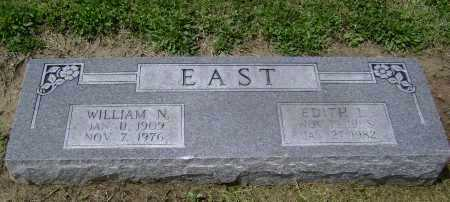 EAST, EDITH LEONA - Lawrence County, Arkansas | EDITH LEONA EAST - Arkansas Gravestone Photos