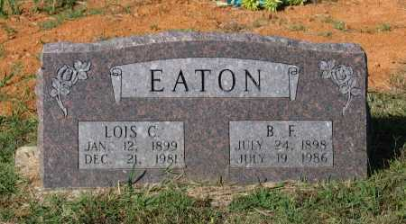 EATON, LOIS CAROLINE - Lawrence County, Arkansas | LOIS CAROLINE EATON - Arkansas Gravestone Photos
