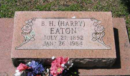 "EATON, BENJAMIN HARRISON ""HARRY"" - Lawrence County, Arkansas 