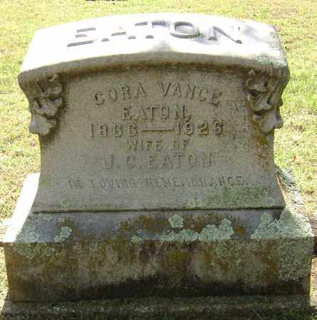 EATON, CORA S. - Lawrence County, Arkansas | CORA S. EATON - Arkansas Gravestone Photos