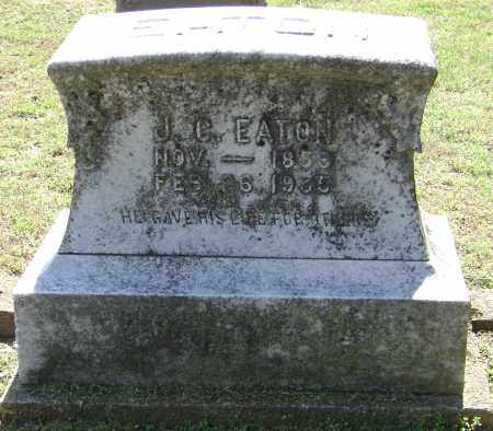 EATON, JOHN C. - Lawrence County, Arkansas | JOHN C. EATON - Arkansas Gravestone Photos