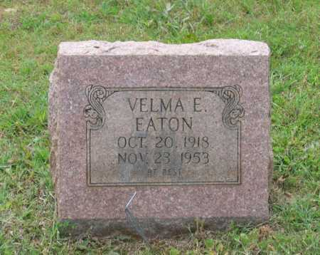 EATON, VELMA E. - Lawrence County, Arkansas | VELMA E. EATON - Arkansas Gravestone Photos
