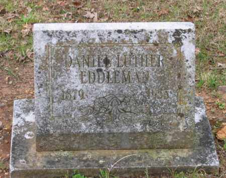 EDDLEMAN, DANIEL LUTHER - Lawrence County, Arkansas | DANIEL LUTHER EDDLEMAN - Arkansas Gravestone Photos