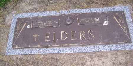 HOGUE ELDERS, LUCILLE - Lawrence County, Arkansas | LUCILLE HOGUE ELDERS - Arkansas Gravestone Photos
