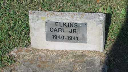 ELKINS, JR., CARL - Lawrence County, Arkansas | CARL ELKINS, JR. - Arkansas Gravestone Photos
