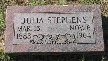 STEPHENS, JULIA DAVIDSON ELLIOTT - Lawrence County, Arkansas | JULIA DAVIDSON ELLIOTT STEPHENS - Arkansas Gravestone Photos