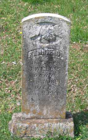 ELLIS, FANNIE C. - Lawrence County, Arkansas | FANNIE C. ELLIS - Arkansas Gravestone Photos